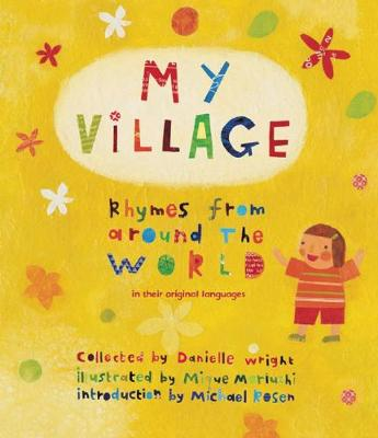 Picture of My Village: Rhymes from Around the World