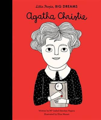 Picture of Little People, Big Dreams: Agatha Christie