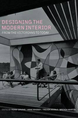 Picture of Designing the Modern Interior: from the Victorians to Today