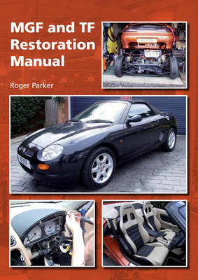 Picture of MGF and TF Restoration Manual