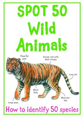Picture of Spot 50 Wild Animals