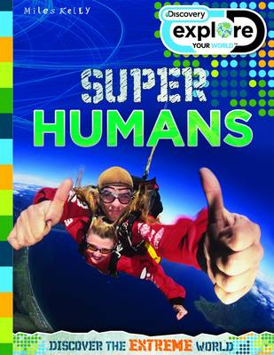 Picture of Explore Your World Super Humans