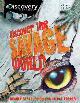 Picture of Discover the Savage World