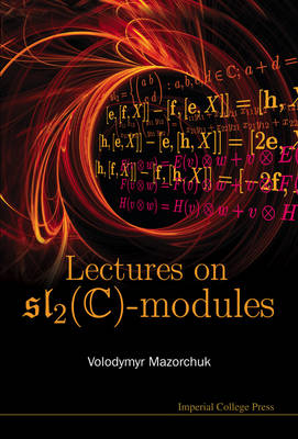 Picture of Lectures on SL2(C)-Modules