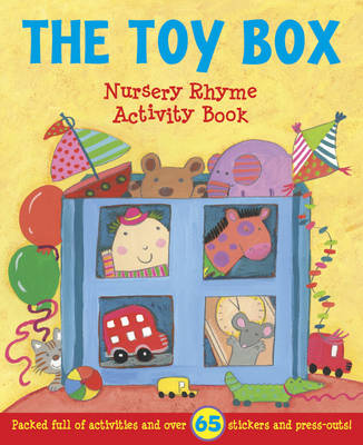 Picture of Nursery Rhyme Activity: The Toy Box