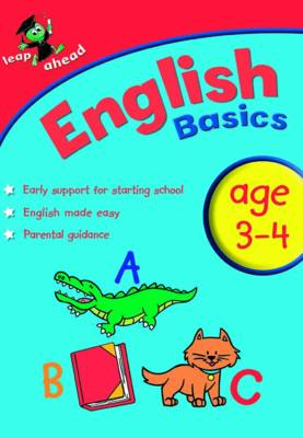 Picture of English Basics 3-4
