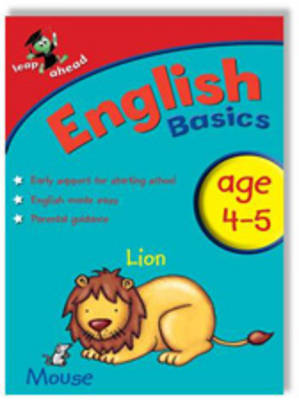 Picture of English Basics 4-5