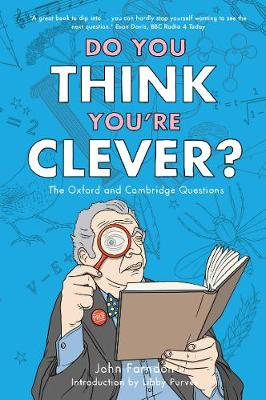 Picture of Do You Think You're Clever?: The Oxford and Cambridge Questions