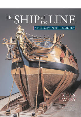 Picture of The Ship of the Line: A History in Ship Models