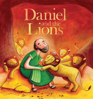 Picture of My First Bible Stories Old Testament: Daniel and the Lions