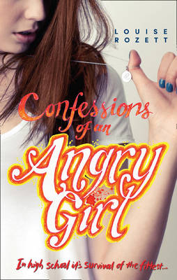 Picture of Confessions of an Angry Girl (Confessions, Book 1)