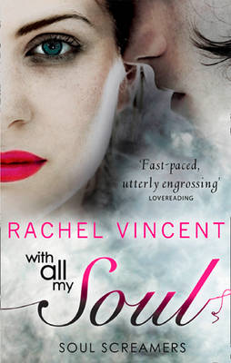Picture of With All My Soul (Soul Screamers, Book 10)