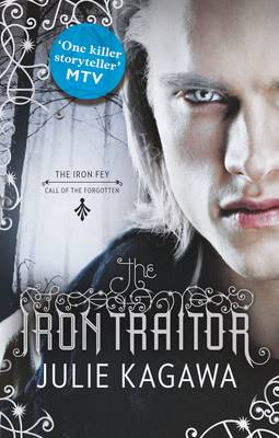 Picture of The Iron Traitor (the Iron Fey, Book 6)