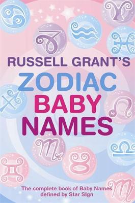 Picture of Russell Grant's Zodiac Baby Names