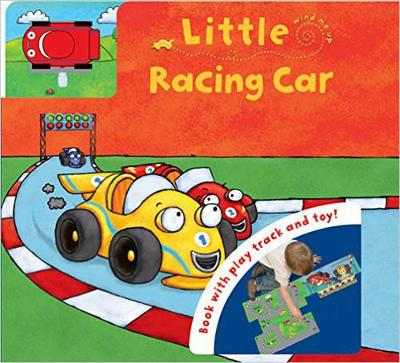 Picture of Little Racing Car