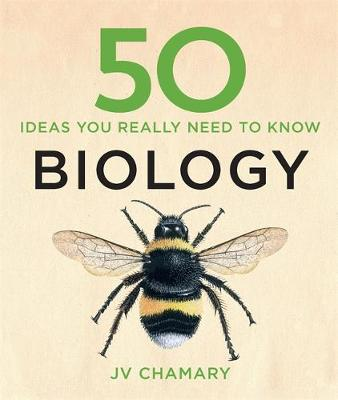 Picture of 50 Biology Ideas You Really Need to Know