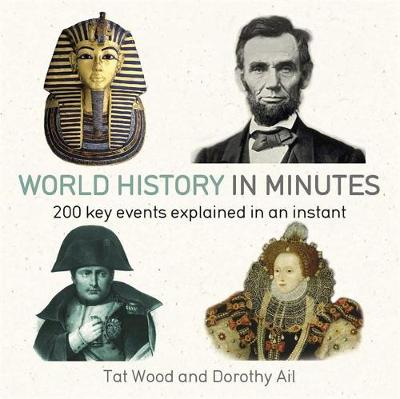 Picture of World History in Minutes: 200 Key Concepts Explained in an Instant