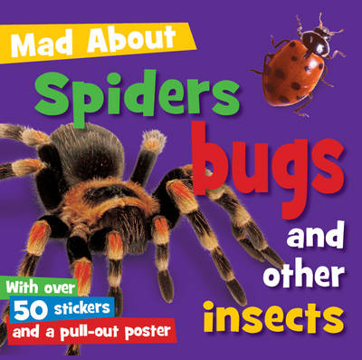 Picture of Spiders Bugs and Other Insects