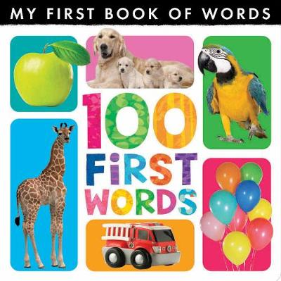 Picture of My First Book of Words: 100 First Words