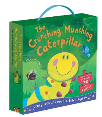 Picture of The Crunching Munching Caterpillar: Storybook and Double-Sided Jigsaw