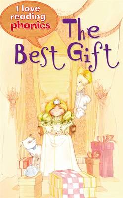 Picture of I Love Reading Phonics Level 1: The Best Gift