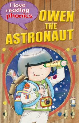 Picture of I Love Reading Phonics Level 6: Owen the Astronaut