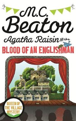 Picture of Agatha Raisin and the Blood of an Englishman