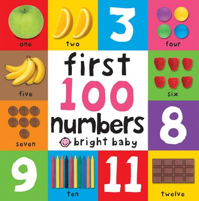 Picture of First 100 Numbers