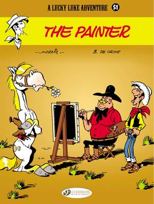 Picture of Lucky Luke: The Painter