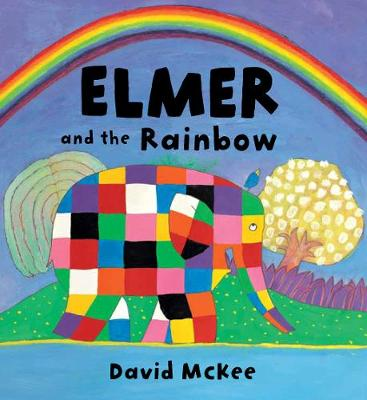 Picture of Elmer and the Rainbow Board Book