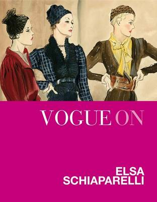 Picture of Vogue on: Elsa Schiaparelli