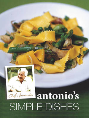 Picture of Antonio Carluccio's Simple Dishes