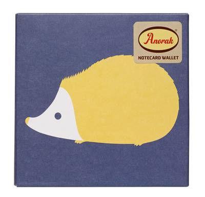 Picture of Anorak Notecard Wallet