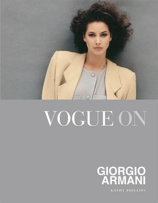 Picture of Vogue on Giorgio Armani