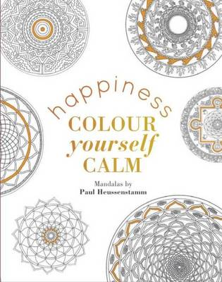 Picture of Colour Yourself Calm: Happiness