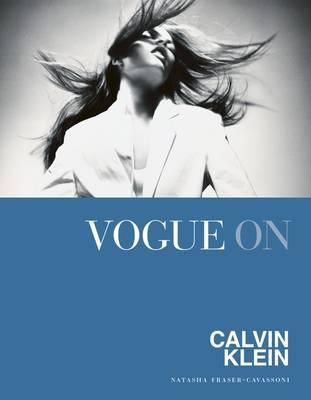 Picture of Vogue on Calvin Klein