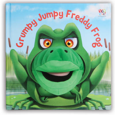 Picture of Grumpy Jumpy Freddy Frog