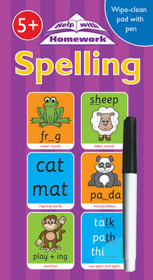 Picture of Help with Homework Extensions: Spelling