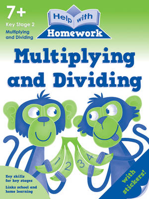 Picture of Multiplying and Dividing 7+