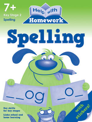 Picture of Spelling 7+