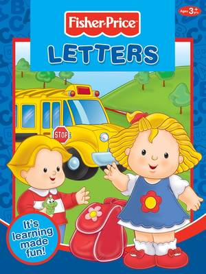 Picture of Fisher-Price Letters: It's Learning Made Fun!