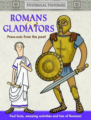 Picture of Romans & Gladiators: Press Outs From the Past