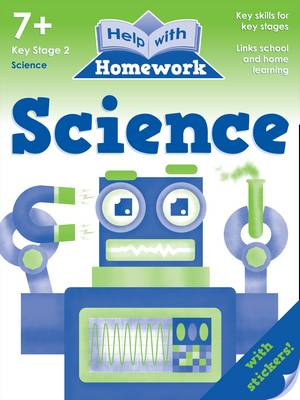 Picture of Help with Homework Workbook: Science