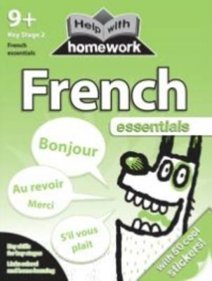 Picture of Help with Homework Workbook: 9+ French