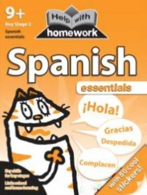 Picture of Help with Homework Workbook: 9+ Spanish