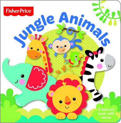 Picture of Fisher Price First Focus Frieze Jungle Animals