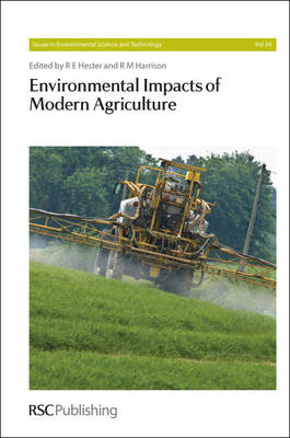 Picture of Environmental Impacts of Modern Agriculture