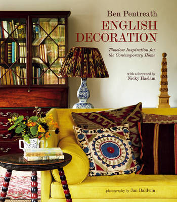 Picture of English Decoration: Timeless Inspiration for the Contemporary Home