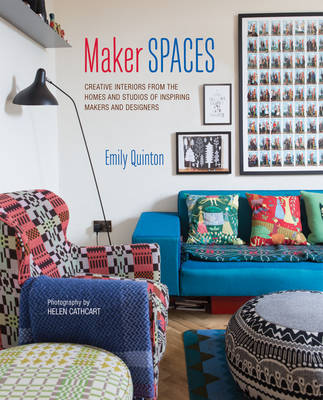 Picture of Maker Spaces: Creative Interiors from the Homes and Studios of Inspiring Makers and Designers
