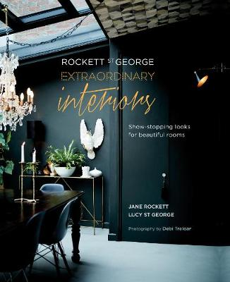 Picture of Rockett St George: Extraordinary Interiors: Show-Stopping Looks for Unique Interiors